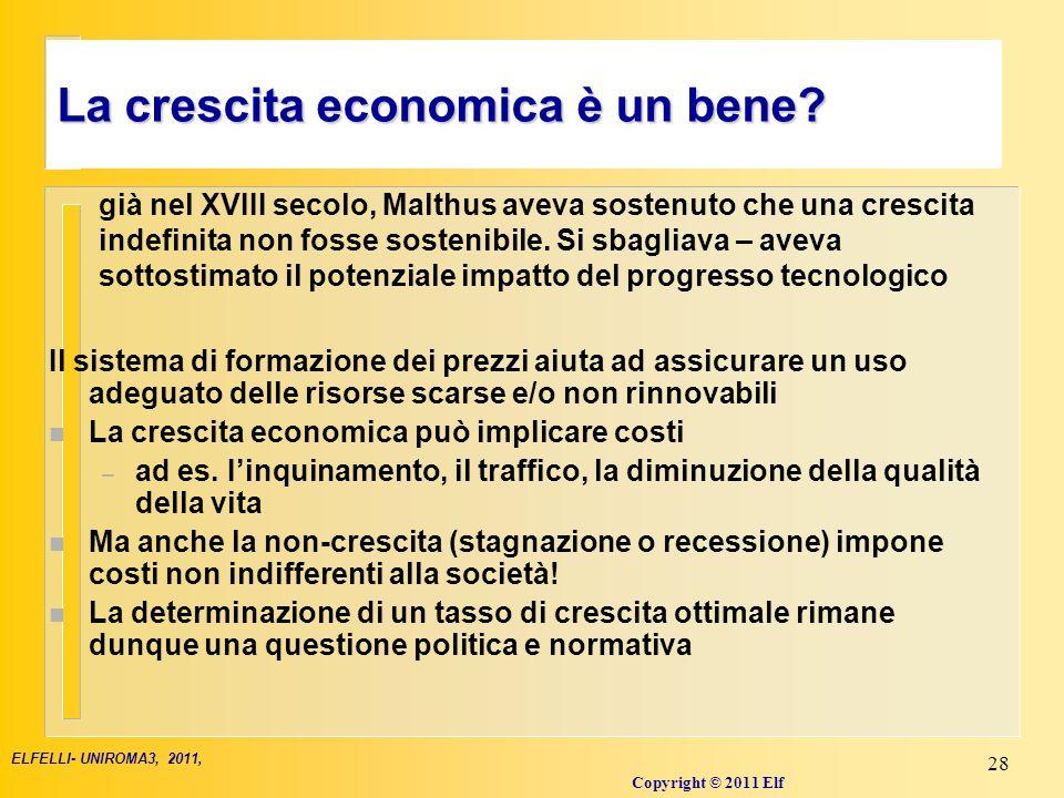 Quali politiche Obiettivo: aumentare il Pil potenziale e la TFP. Quindi: taglio tasse→offerta di lavoro;