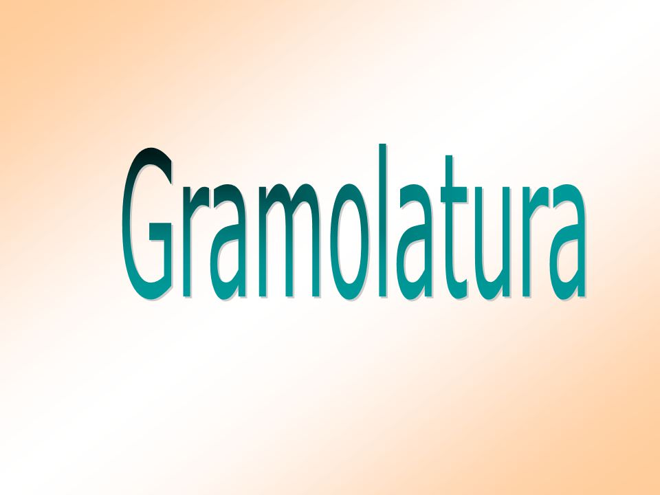 Gramolatura