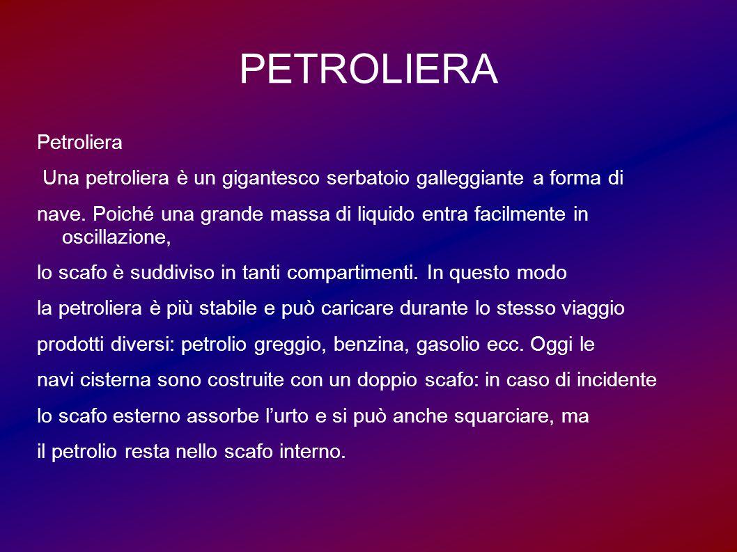 PETROLIERA Petroliera
