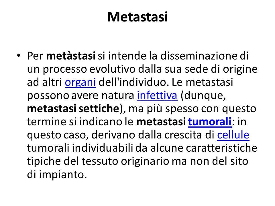 Metastasi