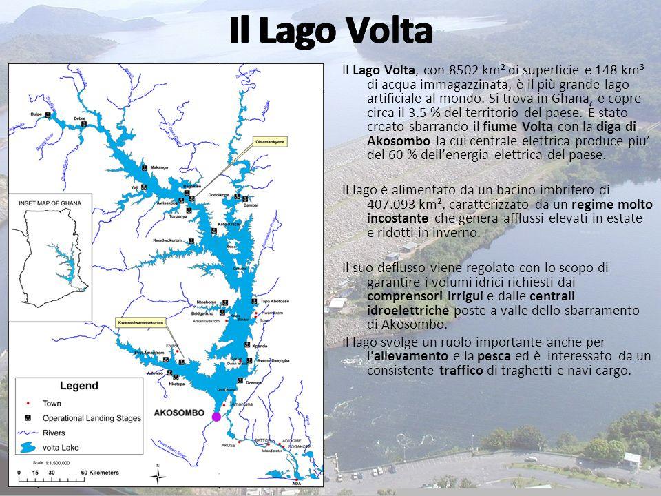 Il Lago Volta Il Lago Volta Il Lago Volta