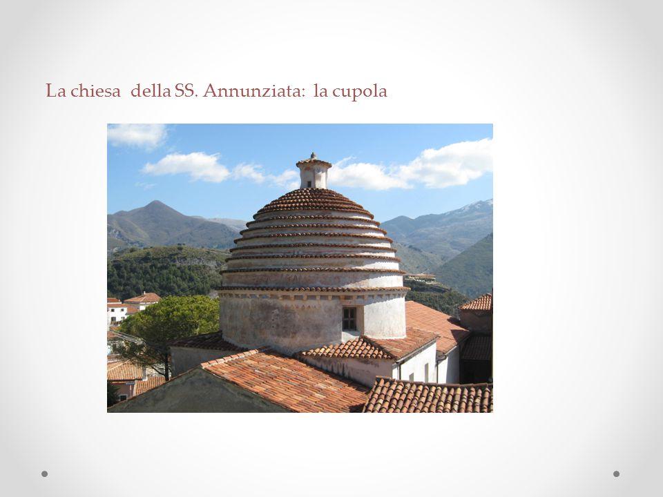 La chiesa della SS. Annunziata: la cupola