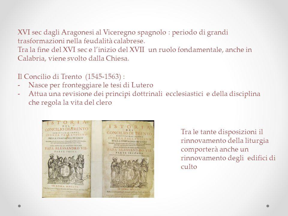 Il Concilio di Trento (1545-1563) :