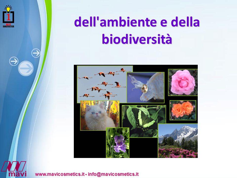 dell ambiente e della biodiversità