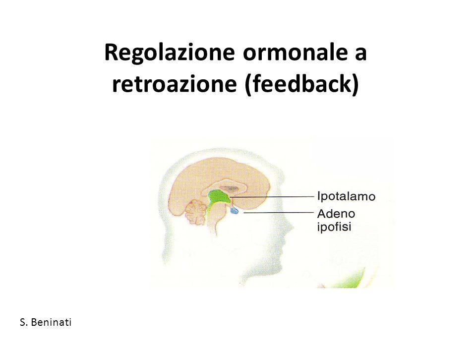 Regolazione ormonale a retroazione (feedback)