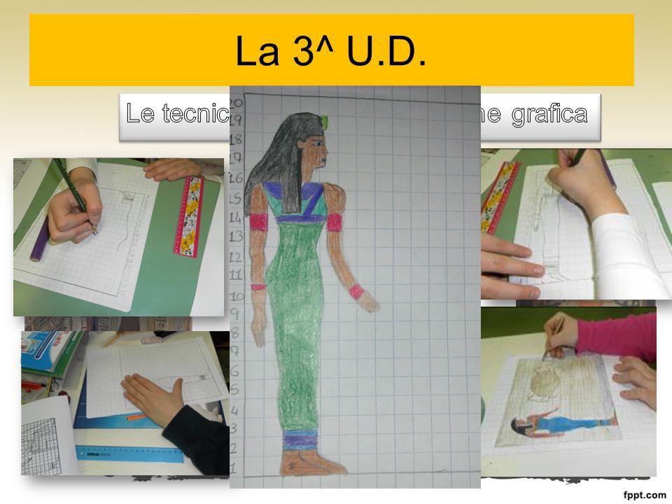 La 3^ U.D. Le tecniche di rappresentazione grafica