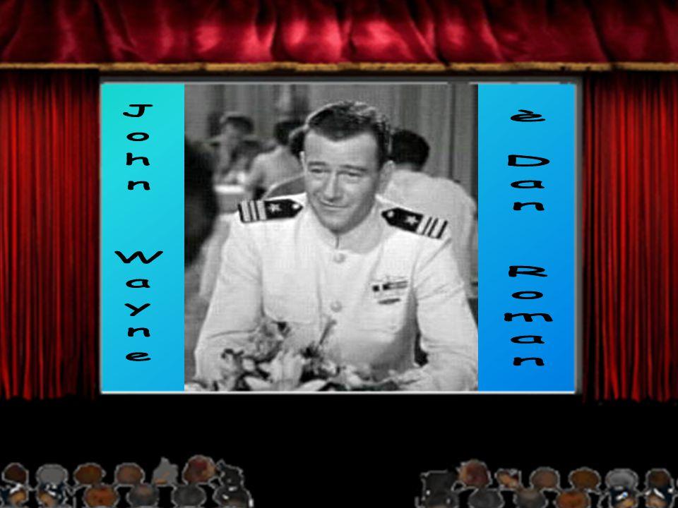 John Wayne è Dan Roman