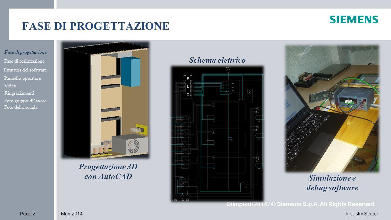 Ascensore a tre piani comandato da pannello operatore for Software di progettazione domestica personalizzato