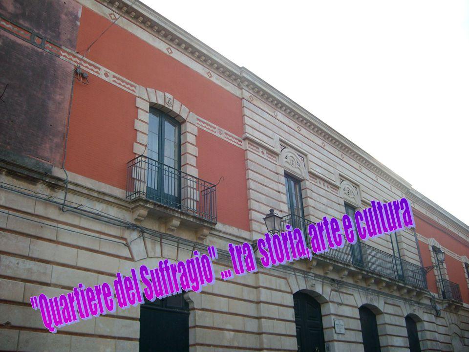 Quartiere del Suffragio ... tra storia, arte e cultura