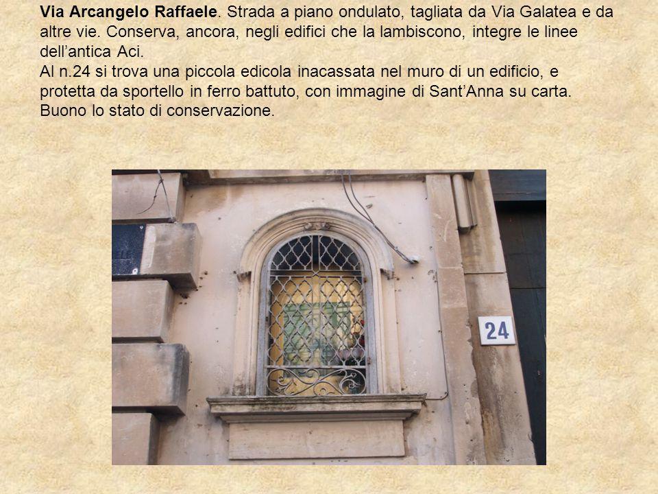 Via Arcangelo Raffaele