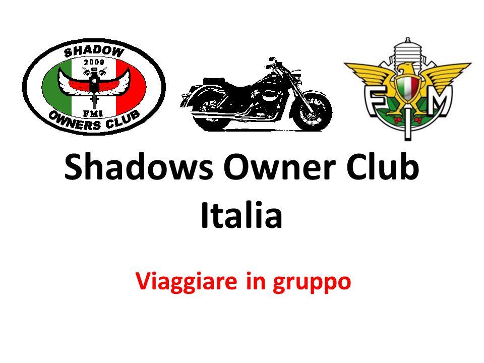 Shadows Owner Club Italia