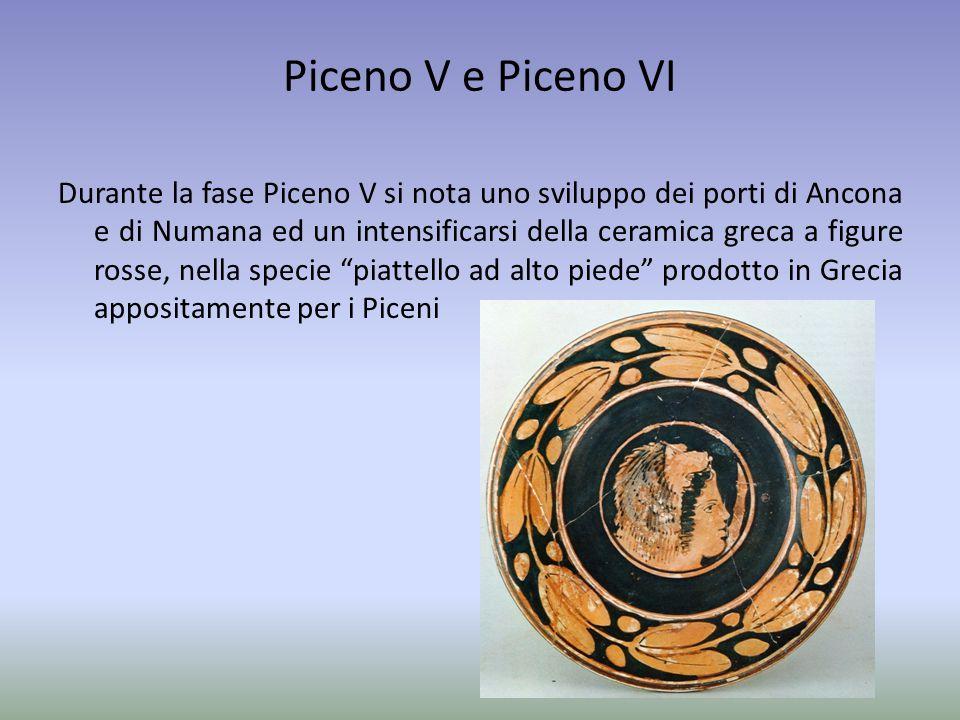 Piceno V e Piceno VI