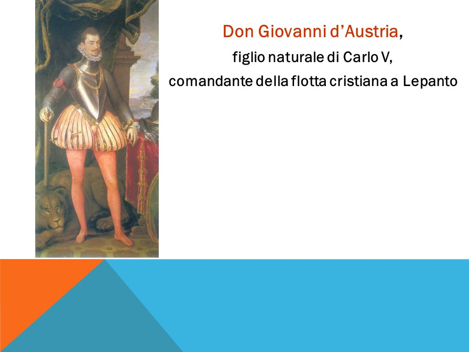 Don Giovanni d'Austria,