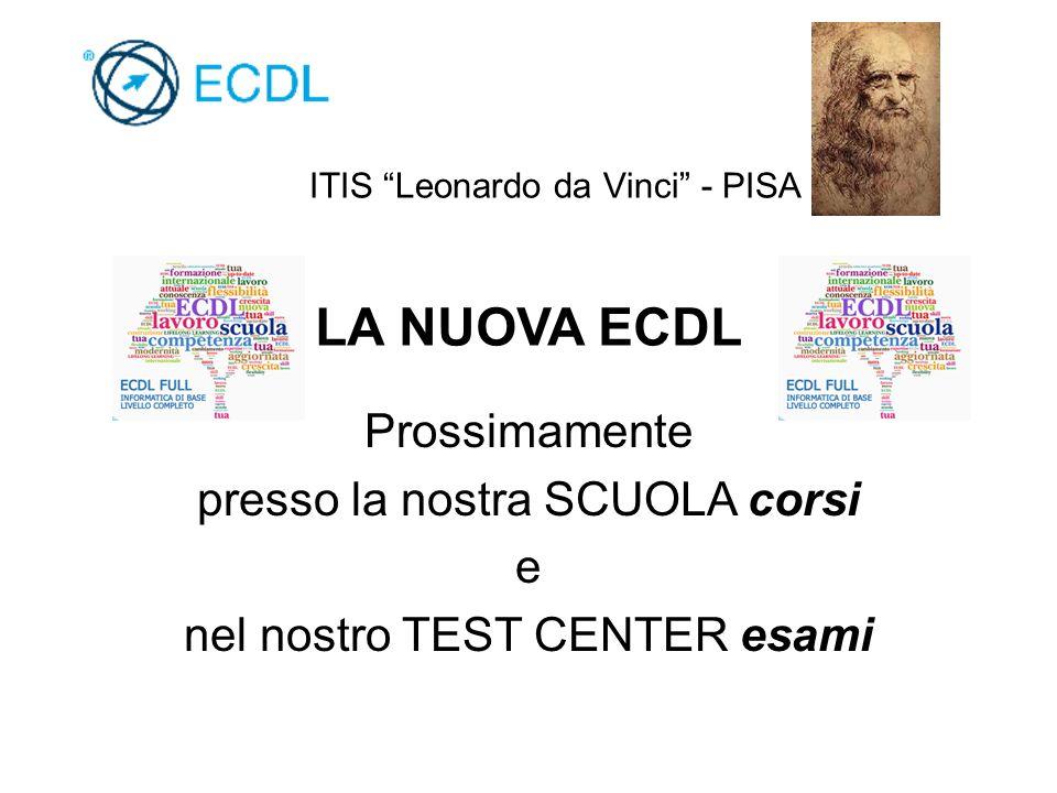 ITIS Leonardo da Vinci - PISA