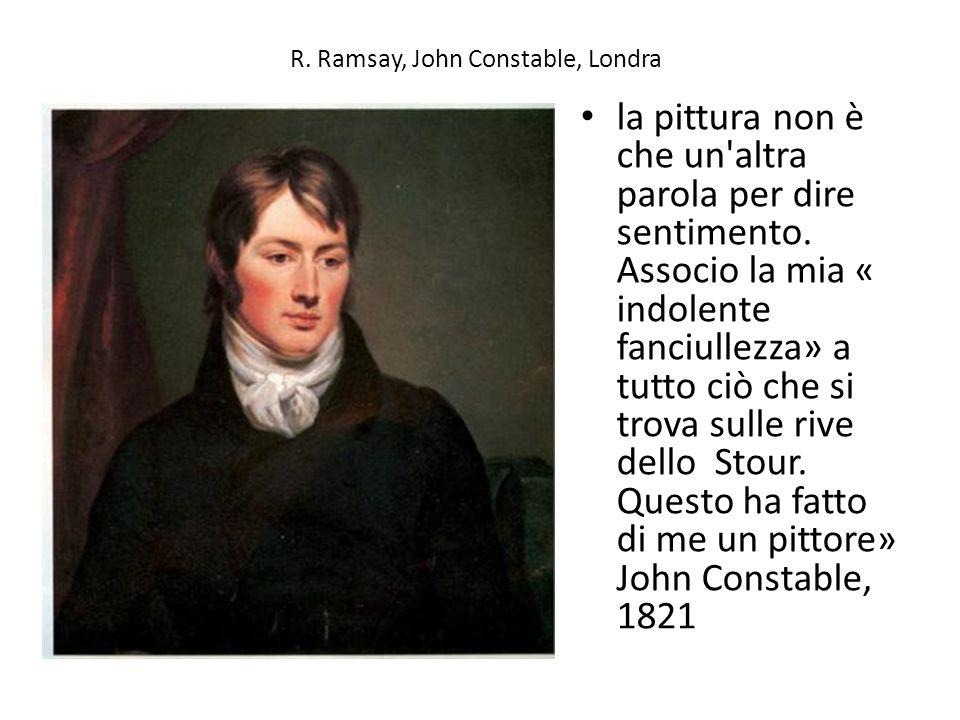 R. Ramsay, John Constable, Londra