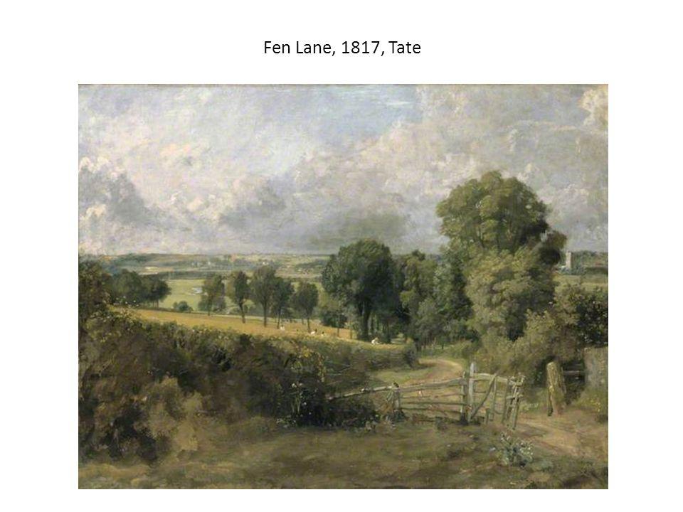 Fen Lane, 1817, Tate