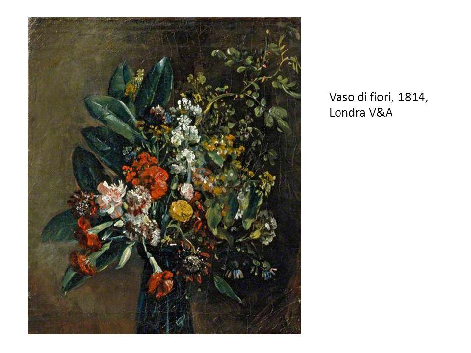 Vaso di fiori, 1814, Londra V&A