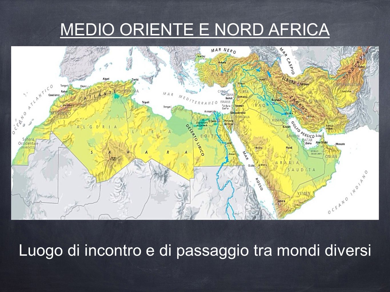 MEDIO ORIENTE E NORD AFRICA
