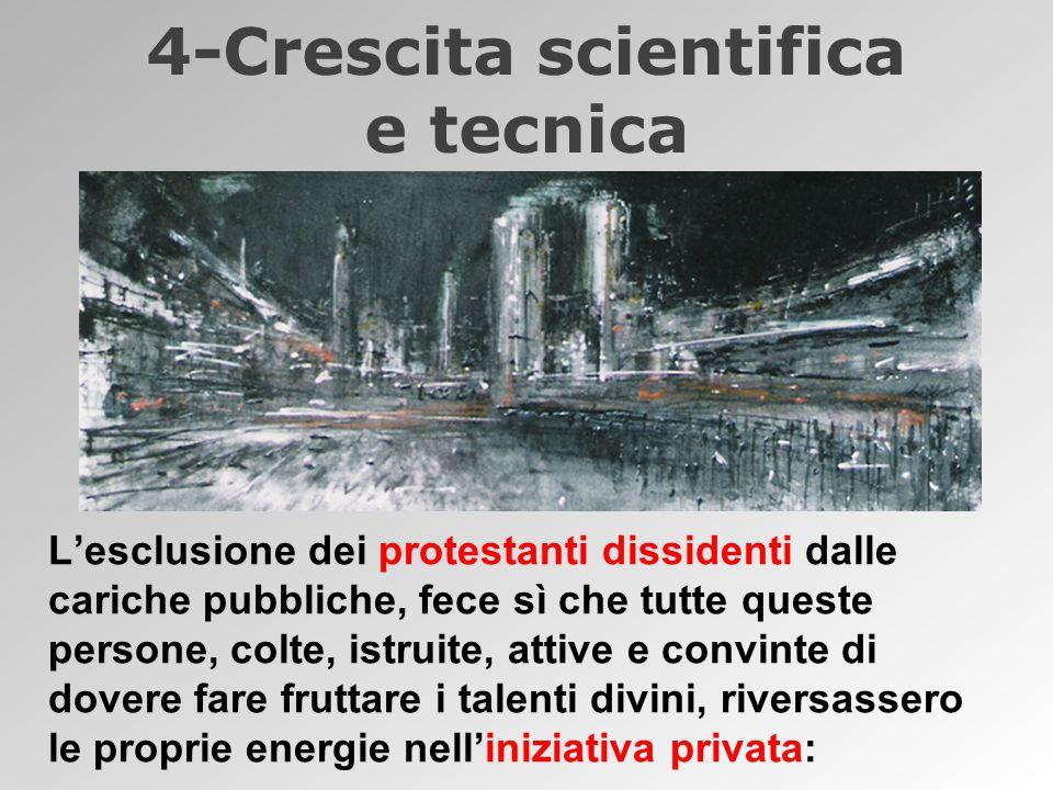 4-Crescita scientifica e tecnica