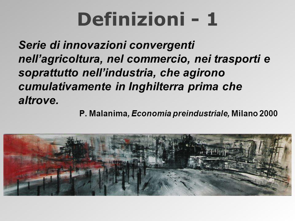 Definizioni - 1