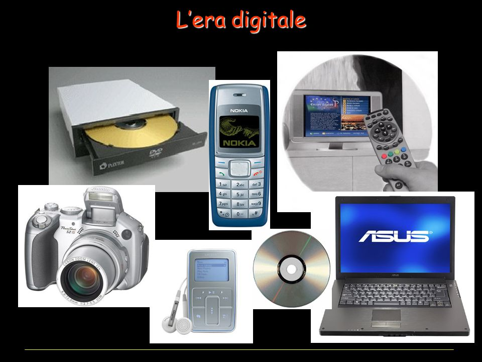 L'era digitale