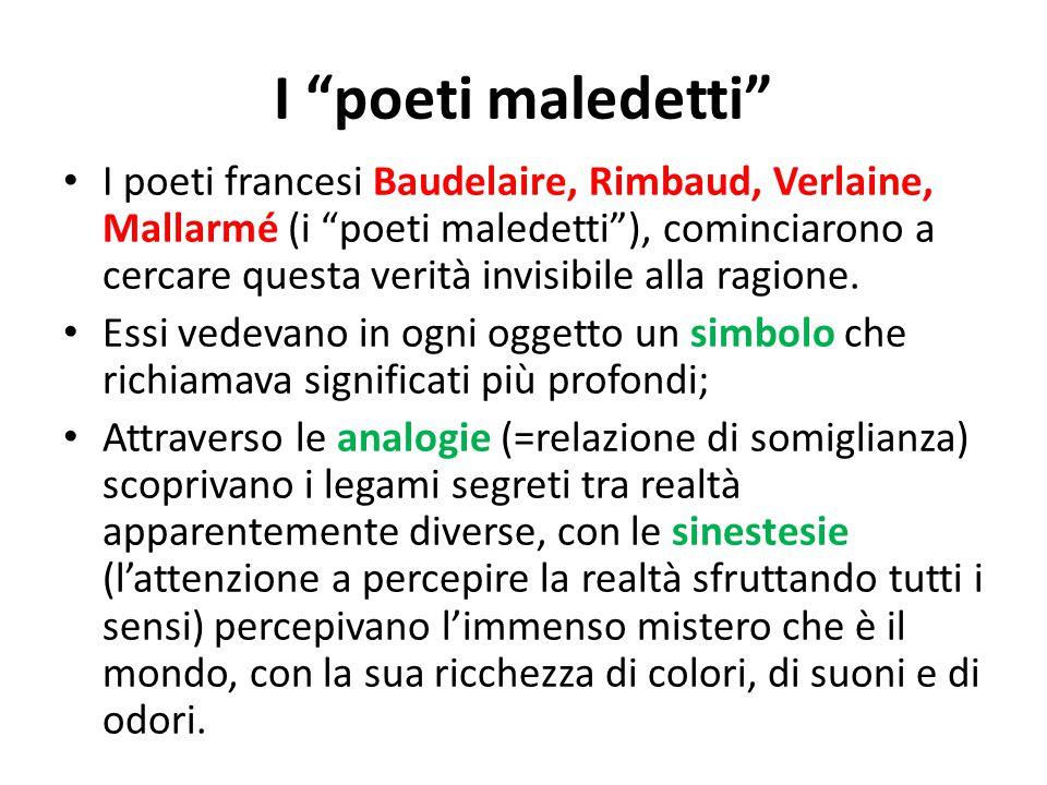 I poeti maledetti