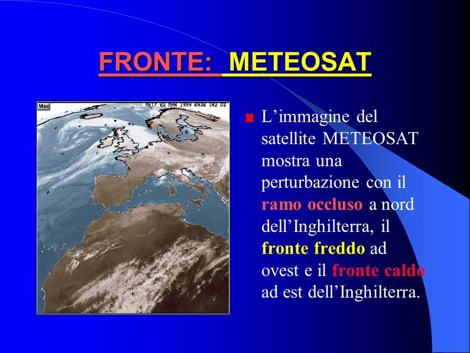 FRONTE: METEOSAT