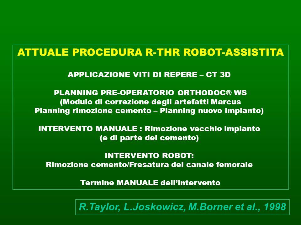 R.Taylor, L.Joskowicz, M.Borner et al., 1998