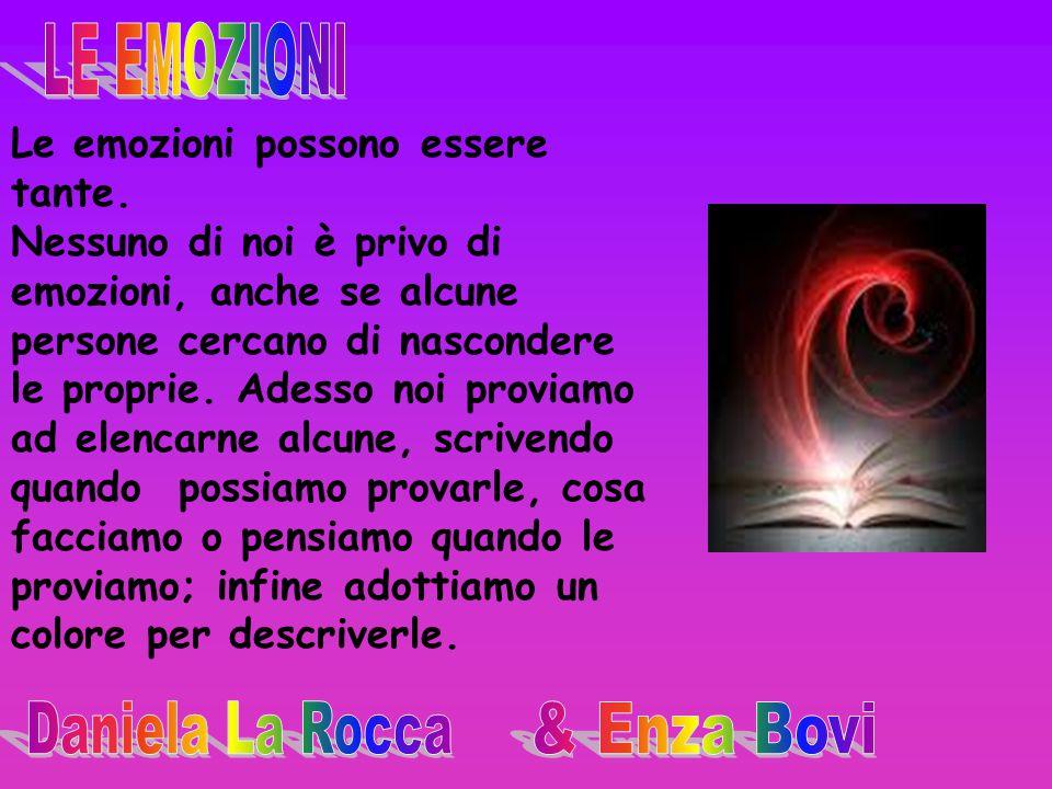 LE EMOZIONI Daniela La Rocca & Enza Bovi