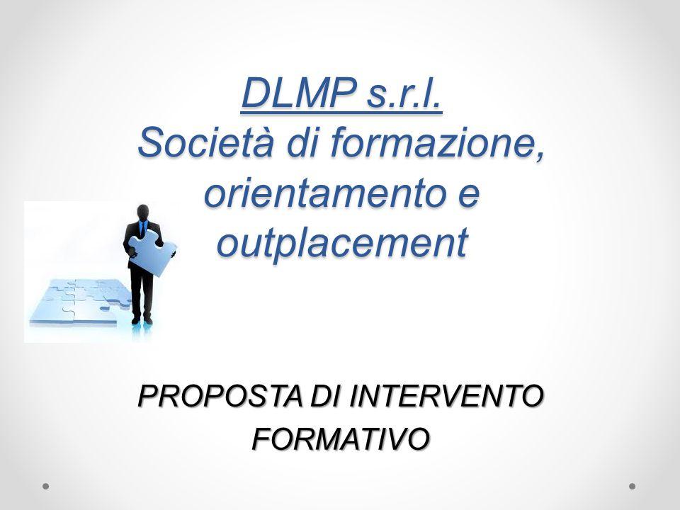 DLMP s.r.l. Società di formazione, orientamento e outplacement