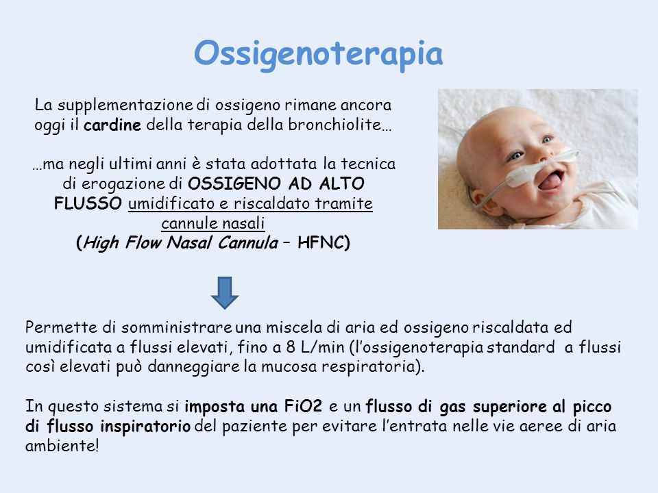(High Flow Nasal Cannula – HFNC)