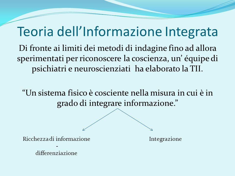 Teoria dell'Informazione Integrata