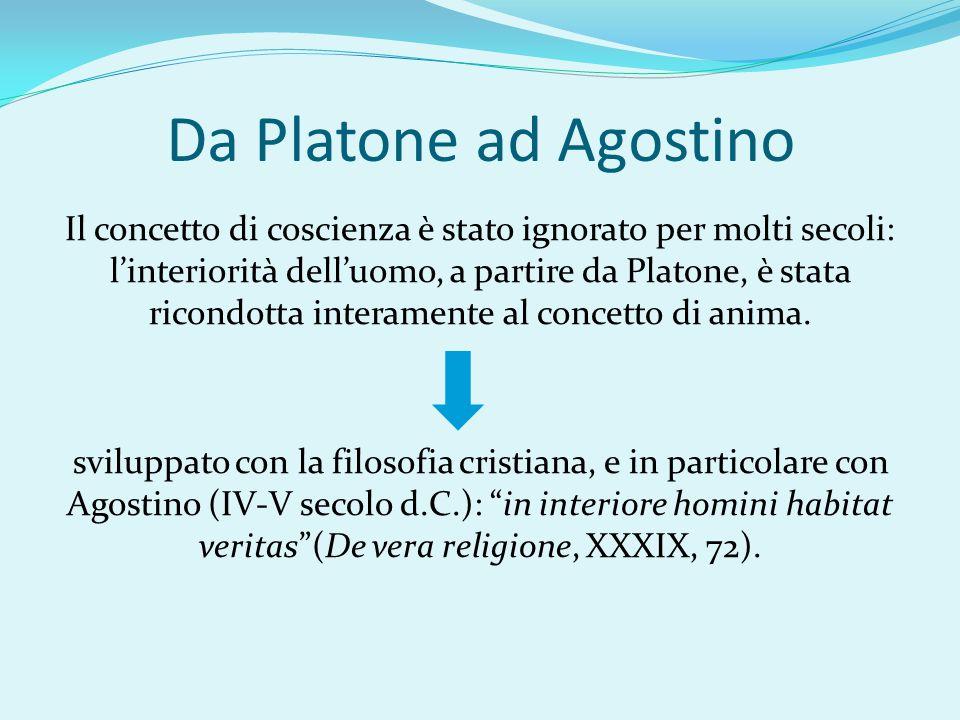 Da Platone ad Agostino
