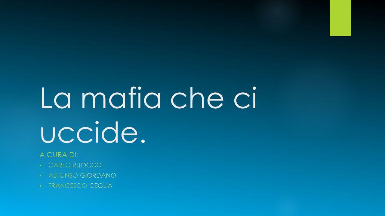 A cura di: Carlo Ruocco Alfonso Giordano Francesco Ceglia