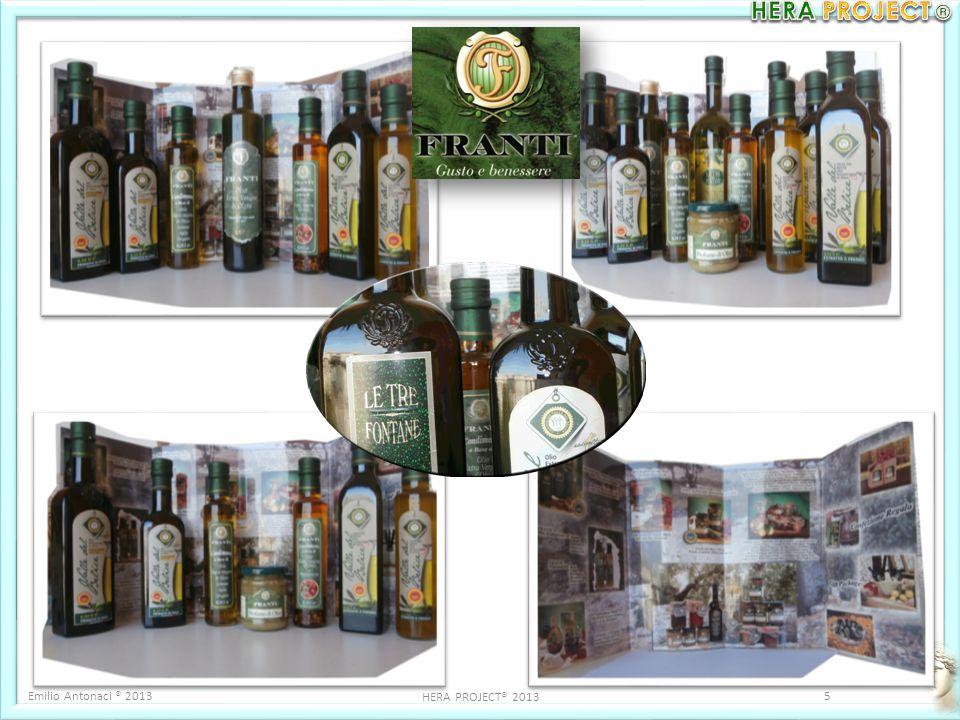 Emilio Antonaci ® 2013 HERA PROJECT® 2013