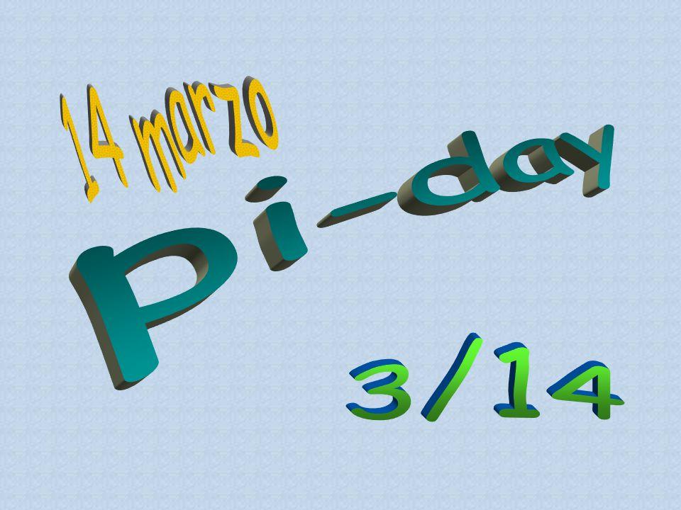 14 marzo pi-day 1879-2004: 125-esimo anniversario della nascita di Albert Einstein 3/14