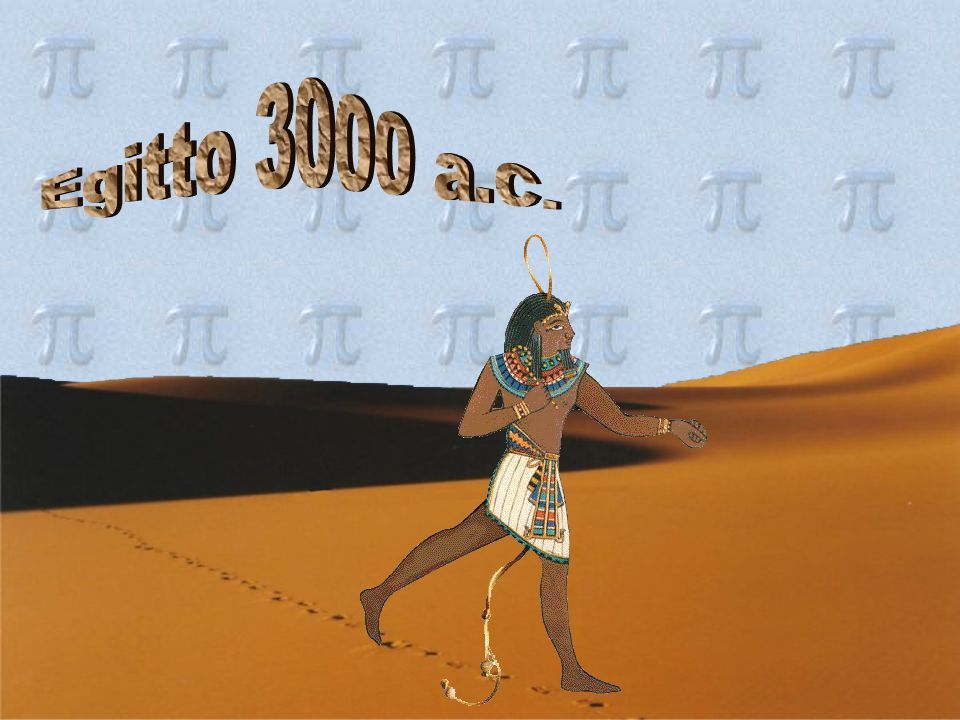 Egitto 3000 a.C.