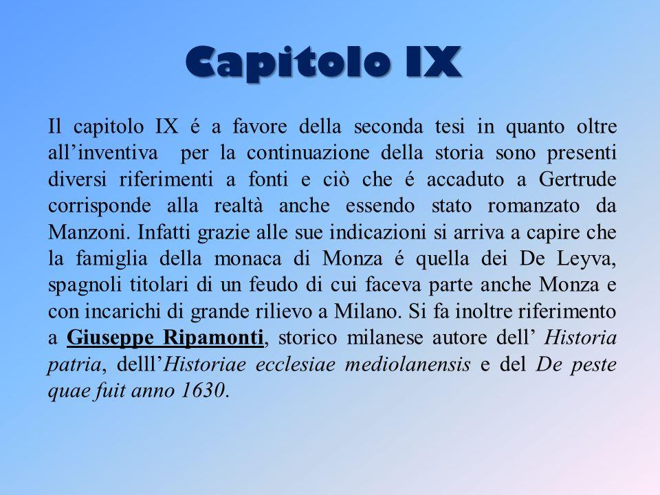 Capitolo IX