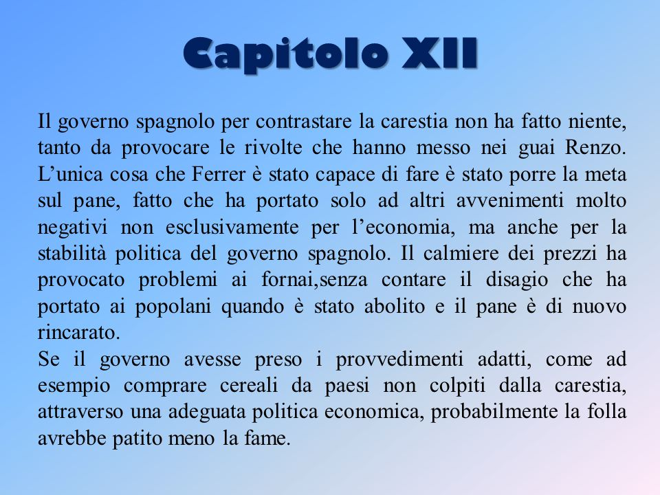 Capitolo XII