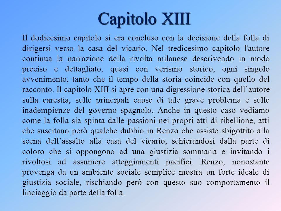 Capitolo XIII