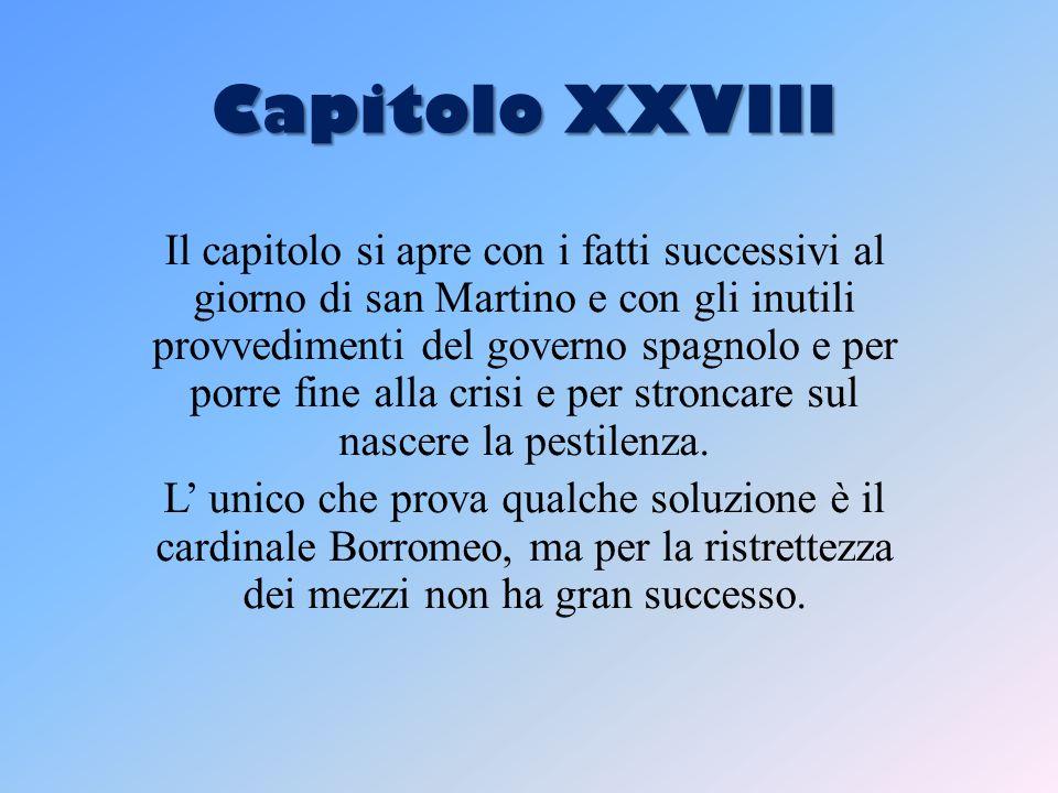 Capitolo XXVIII