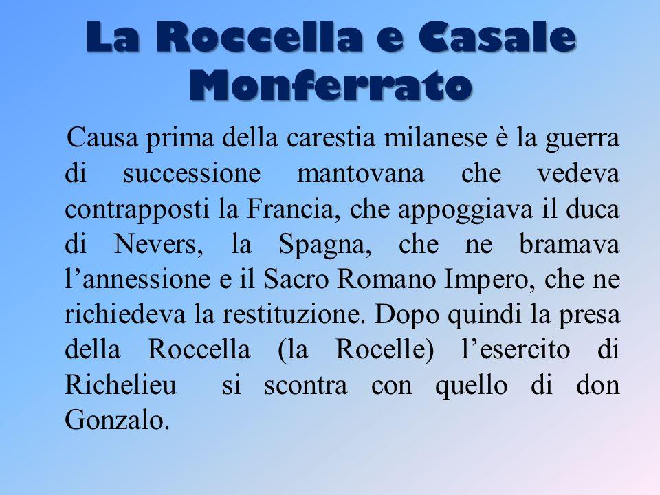 La Roccella e Casale Monferrato