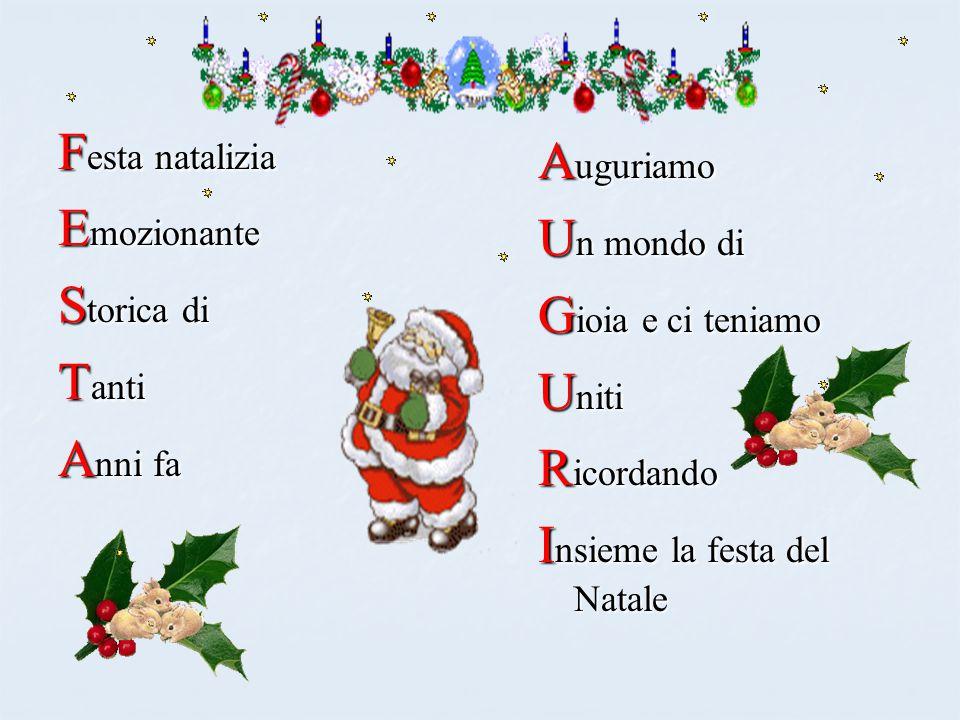 Auguriamo Un mondo di. Gioia e ci teniamo. Uniti. Ricordando. Insieme la festa del Natale. Festa natalizia.
