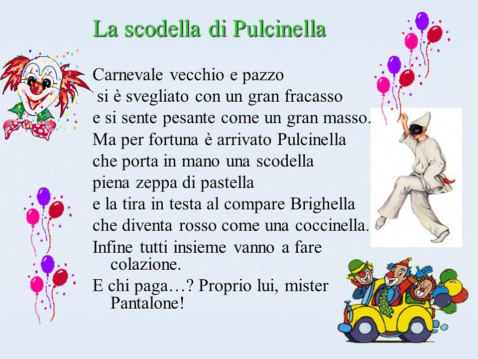 La scodella di Pulcinella