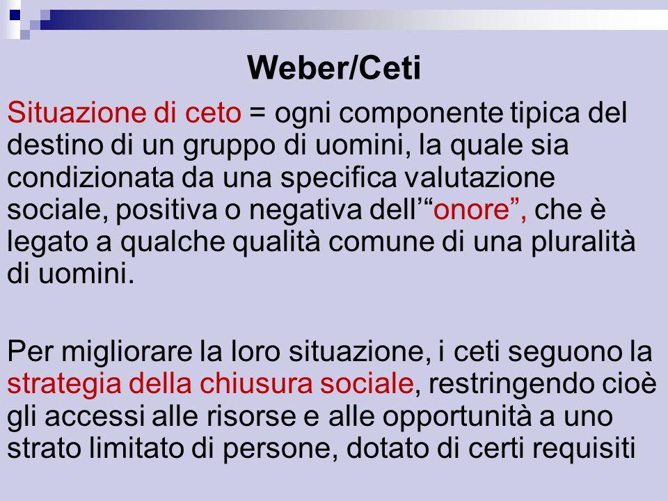 Weber/Ceti