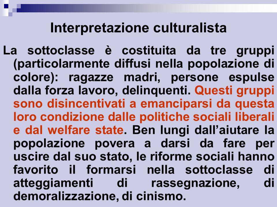 Interpretazione culturalista