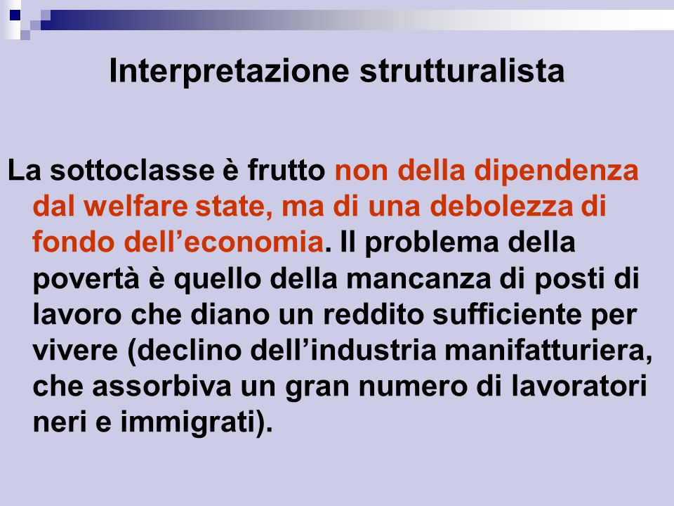 Interpretazione strutturalista