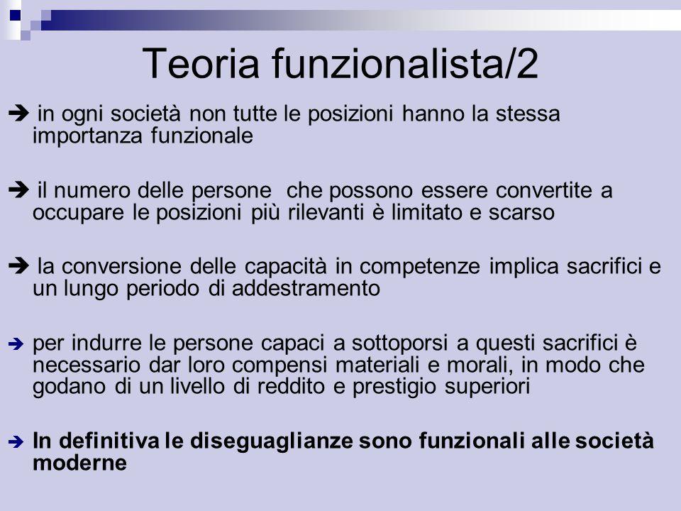 Teoria funzionalista/2
