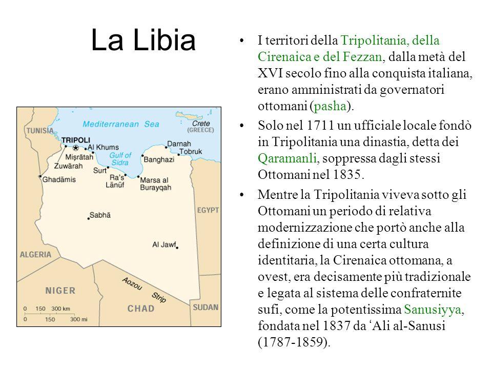 La Libia