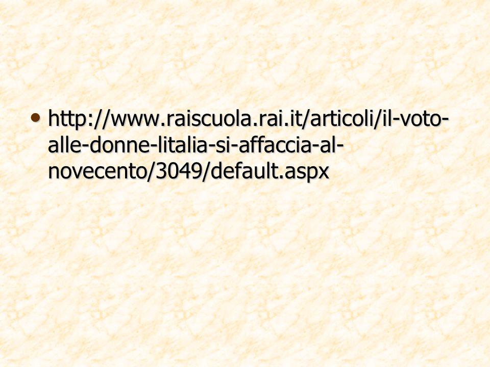 http://www. raiscuola. rai